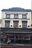TQ3386 : Coach and Horses, Stoke Newington by N Chadwick
