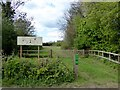 TM2652 : Bredfield Jubilee Meadow and Orchard by Oliver Dixon