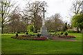 NY9364 : War memorial in Hexham by Bill Boaden