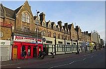 TQ2875 : Queenstown Road by Anne Burgess