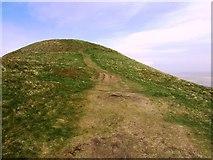 NO2406 : Path to East Lomond by Bill Kasman