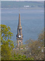 NS3274 : Port Glasgow Town Building by Thomas Nugent