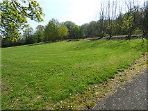 NS3174 : Birkmyre Park, Port Glasgow by Thomas Nugent
