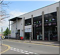 ST2995 : Kaspa's Desserts and Simply Gym in Cwmbran town centre by Jaggery