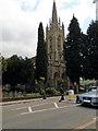 SU8586 : All Saints Church, Marlow by Paul Gillett