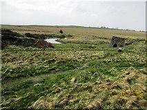NO2305 : Limekilns and pond, Lomond hills by Bill Kasman