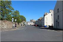 NS3321 : Charlotte Street, Ayr by Billy McCrorie