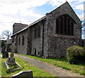 SN9347 : St Cadmarch's Church, Llangammarch Wells, Powys by Jaggery