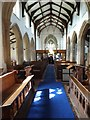 TG2917 : Inside St Mary, Wroxham  (iii) by Basher Eyre