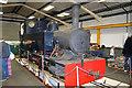 SK2406 : Statfold Barn Railway - Gelert by Chris Allen