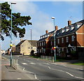 SO8005 : Zebra crossing, Bath Road, Stonehouse by Jaggery