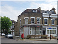 TQ3087 : Disused corner shop, Thorpdale Road, Stroud Green by Julian Osley