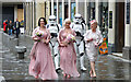 NS5965 : Stormtrooper wedding escort by Thomas Nugent
