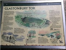ST5038 : Glastonbury Tor History by Chris Thomas-Atkin