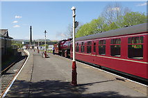SD8022 : Rawtenstall Station by Stephen McKay