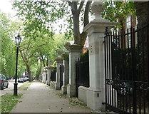 TQ2579 : Kensington Palace Gardens by Nigel Mykura
