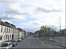 J4874 : William Street, Newtownards by Eric Jones
