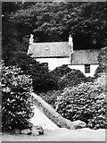 NZ2567 : Old watermill in Jesmond Dene by Taken by my late aunt, Miss I H Perkins