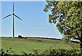 J2788 : Wind turbine, Ballyhowne near Ballyclare (May 2017) by Albert Bridge