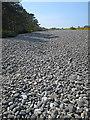 NJ3165 : Sea of Stones by Anne Burgess