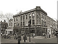 TQ3182 : The Exmouth Arms, Clerkenwell by Des Blenkinsopp