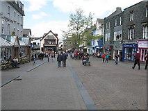 NY2623 : Market Square, Keswick by G Laird