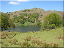 NY3404 : Loughrigg Tarn by G Laird