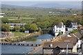 SC2667 : Silverburn from Castle Rushen by Richard Hoare
