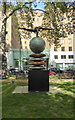 TQ2880 : The Four Loves, Lorenzo Quinn in Berkeley Square Gardens by PAUL FARMER
