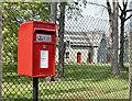 J4288 : Postbox BT38 350, Carrickfergus (May 2017) by Albert Bridge