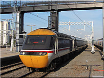 SU7173 : Retro-liveried HST at Reading by Gareth James