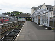 NM8529 : Oban Railway Station by G Laird