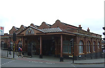 SP0786 : Birmingham Moor Street Railway Station by JThomas