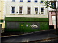 C4316 : Vacant building, Derry / Londonderry by Kenneth  Allen