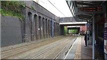 SO9596 : Metro stop by Peter Mackenzie