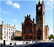 C4316 : Guildhall, Derry / Londonderry by Kenneth  Allen