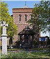 NY3745 : All Saints Church, Raughton Head - May 2017 (2) by The Carlisle Kid