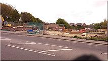 SE2334 : Building site on Swinnow Road by Stephen Craven