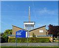 TQ0570 : Christ Church Staines by Des Blenkinsopp