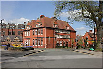SJ4066 : Former Chester Visitor Centre by Jeff Buck