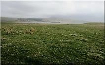 NO2204 : View of Ballo Reservoir, Lomond Hills by Bill Kasman
