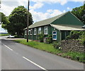 SO3408 : Llanfair Kilgeddin Village Hall by Jaggery