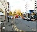 SJ8990 : Port Street by Gerald England