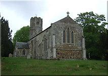 TF6303 : St Mary's Church, Bexwell by JThomas