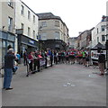 SO8505 : Waiting for the start of the 2017 Stroud Trail Half Marathon by Jaggery