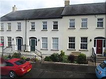 J4569 : Neo-Georgian terraces housing in Killinchy  Street, Comber by Eric Jones