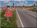TL2268 : A14 road improvements by Michael Trolove