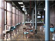 SJ4066 : 'STORYHOUSE' top floor bar by John S Turner