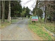 NO2103 : Wanna buy a woodland? by Bill Kasman