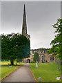 SK3027 : The Parish Church of St Wystan, Repton by David Dixon